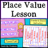 Place Value with Word Problems