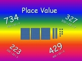 Place Value Power Point Lesson and Game (expanded notation