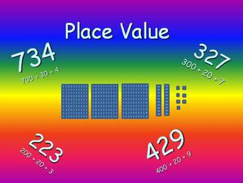Place Value Power Point Millionaire Game ONLY (expanded notation, etc...)