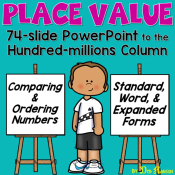 Place Value PowerPoint (for 4th grade and up)