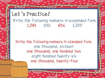 2nd Grade Place Value