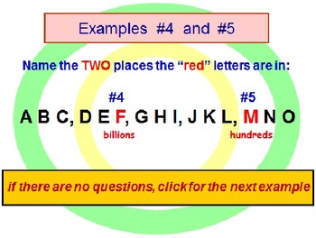 Place Value Powerpoint Lesson (Revised)
