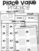 Place Value Practice First Grade