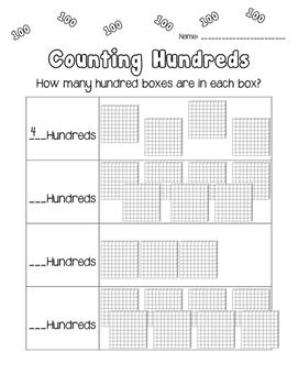 Place Value Practice Bundle