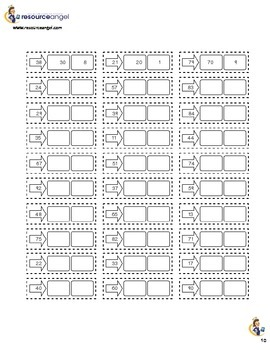 Place Value Printables: Differentiated Place Value Practice Full Pack