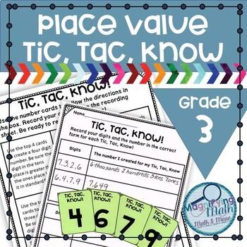 Place Value Practice Grade 3