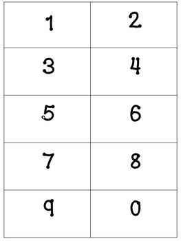 Place Value Practice Ones to Billions