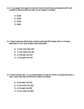 Place Value Practice Packet (to the hundred thousands place)