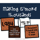 S'more Place Value Match
