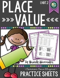Place Value Practice Sheets