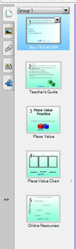 Place Value Practice | Smartboard Activity