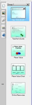 Place Value Practice | Smartboard Activity