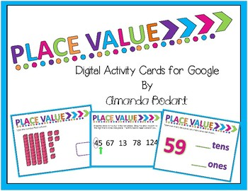 Place Value Practice for Google