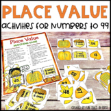 Place Value Games and Worksheets