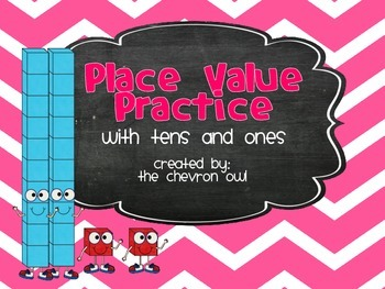 Place Value Practice with Tens and Ones