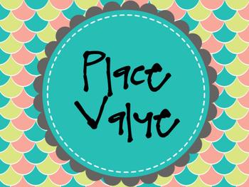 Place Value Presentation/Notes