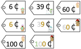 Place Value Price Tags - Collection 2