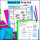 Place Value Printables 4th Grade TEKS by Marvel Math