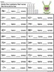 Place Value Printables Freebie! {Homework, Seat Work, and More!}