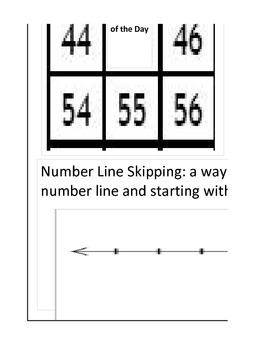 Place Value Problem of the Day Poster