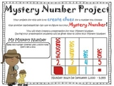 Place Value Project: Mystery Number