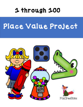Place Value Project Up to 100