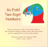 Place Value Puffins: Go Fish! Two-Digit Numbers