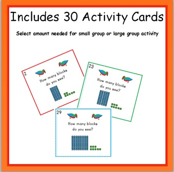 Place Value Puffins: Scoot! Two-Digit Numbers