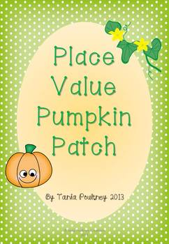 Place Value Pumpkin Patch