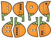 Place Value Pumpkin Puzzles