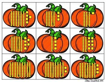 Place Value: Pumpkin SPLAT!