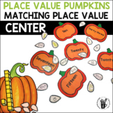 Place Value Pumpkins Center