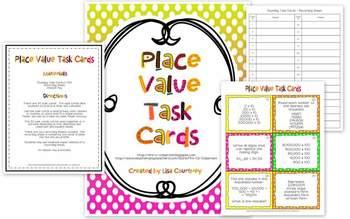 Place Value - Putting It Together - Combining MCC4.NBT.1, NBT.2, NBT.3