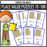 [50% OFF 24HRS] Place Value Puzzles 10 - 100