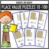 Place Value Puzzles 10 - 100