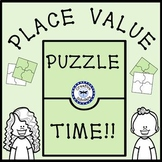 Place Value Puzzle Time