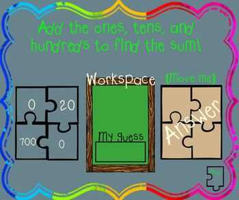 Place Value Puzzler