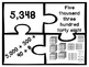 Place Value Puzzlers- Multiple Forms Math Center Fun