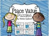3-Digit Place Value Puzzles
