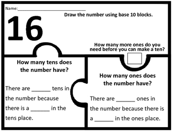 Place Value Puzzles