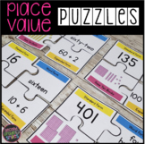 Place Value Center -  Puzzles