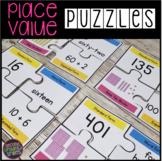 Place Value Puzzles   Place Value Center