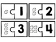 Place Value Puzzles | Base 10 Blocks & Standard Form