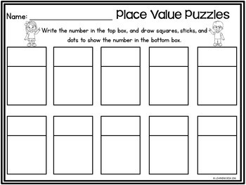 Place Value First Grade Games-Place Value Second Grade Games Puzzles Activity