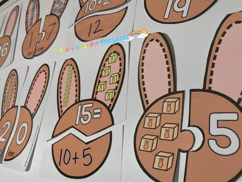 Place Value Puzzles: Spring Bunnies Edition