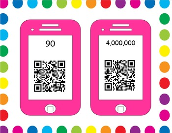 Place Value QR Code