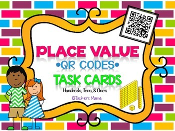 Place Value QR Codes