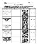 Place Value QR Codes