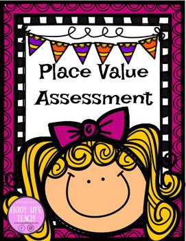 Place Value Quiz/Worksheet
