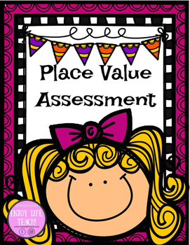 Place Value Quiz/Worksheet